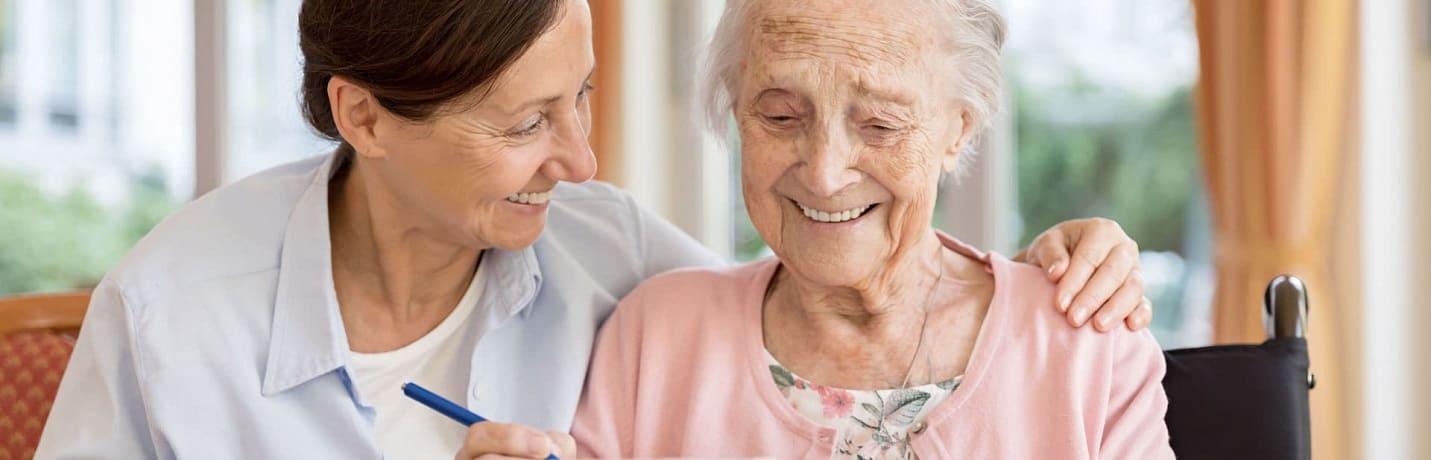 Unsere Grundsätze Pflegeservice A Casa, ambulanter Pflegedienst München